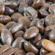 Stock Photo: Macro of Coffee Beans