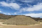 Round Pyramid Guachimontones — Stock Photo