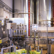 Olive oil factory, Olive Production — Stock Photo #37667331