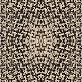 Technogene patroon — Stockvector