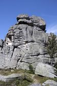 Group of rocks in Karkonosze — 图库照片