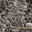 Stock Photo: Natural rough stone wall - texture