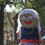 Polish folk costume — Stock Photo #37760823