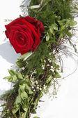 Flower Arrangement Rose — Stock Photo