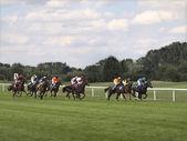 гонки — Стоковое фото