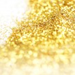 Golden Glitter — Stock Photo #37681027