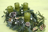 Advent — Stockfoto