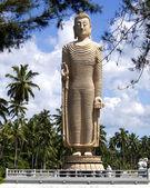 Buddha memorial in Sri Lanka — Stock Photo