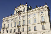 Archbishop palace in Prague — Stockfoto