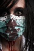 Zombie — Foto Stock