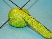 Knitting — Foto de Stock