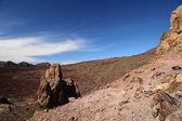 Mountain landscape of Teide National Park. Tenerife, Canary Isla — Stock Photo