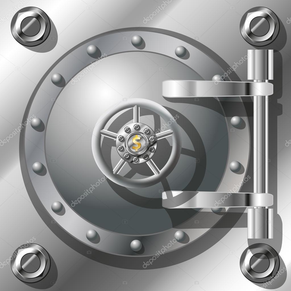 Porte De Chambre Forte - Maison Design - Edfos.com