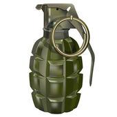 Hand grenade — Stock Vector