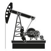 油ポンプ — Stockvektor