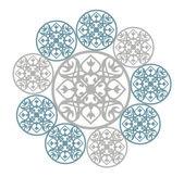 Geometrical ornament — Stock Vector