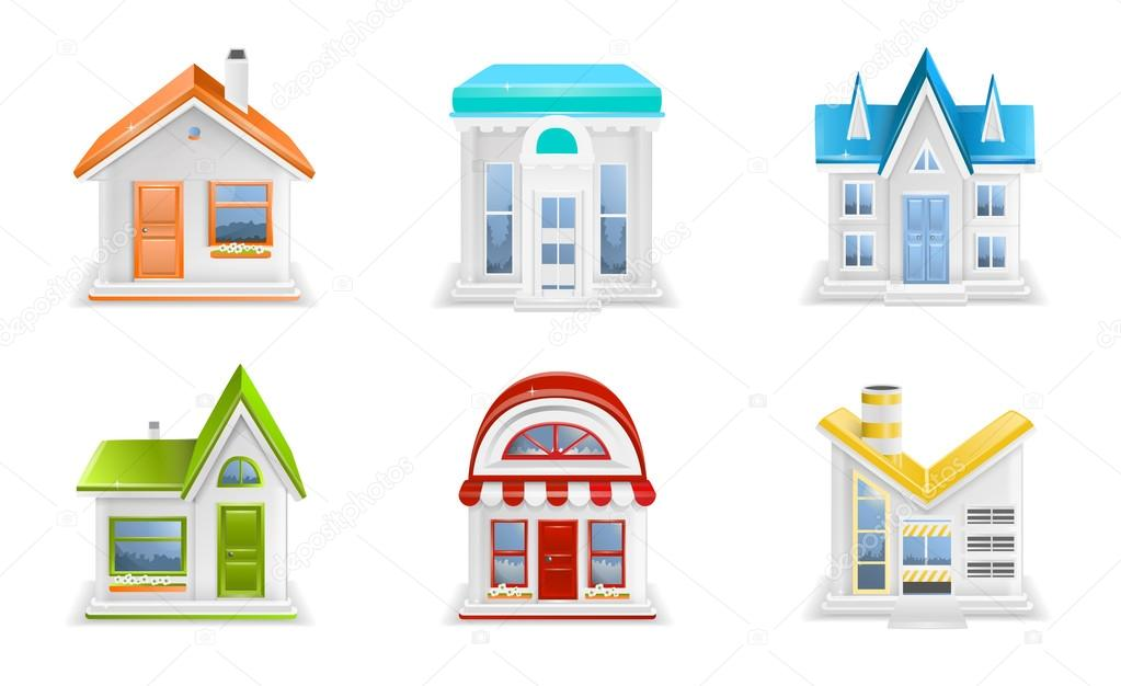 Hotel Building Icon Vector Building Icons Vector by