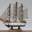 Model ship — Stock Photo