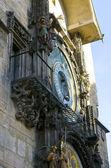 Reloj astronómico de Praga — Foto de Stock