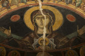 Icon in bulgarian monastery — Foto Stock