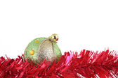 Christmas ball-Stock Image — Stock Photo
