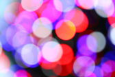Defocus lights — Stock Photo