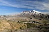вулканический ландшафт — Стоковое фото