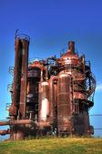 Průmyslový celek — Stock fotografie