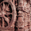 Stock Photo: Konark Sun Temple