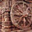 Stock Photo: Ancient Konark temple