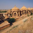 Jaisalmer Royal Cenotaphs — Stock Photo #37923487