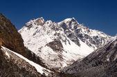 Himalayan peak — Stock Photo