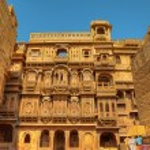 Patwon ki Haveli in Jaisalmer — Stock Photo #37977757