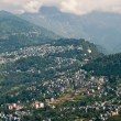 Stock Photo: Gangtok city view