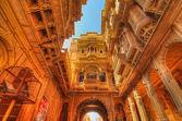 Patwon ki Haveli in Jaisalmer — Stockfoto
