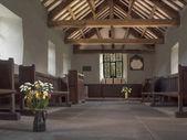 Chapel Flowers — Stock Photo