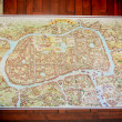 Ancient map — Stock Photo #37316263
