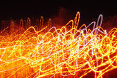 Abstract Lighting effect background — Stock Photo