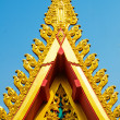 Temple Roof — Stock Photo