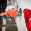 Foto Stock: Gas Pumping