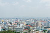 Arial View of Pataya Thailand — Stock Photo