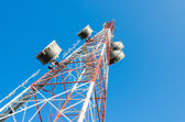 Communications Tower — Stock Photo