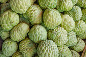 Custard apple in the market — Стоковое фото