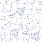 Seamless pattern — Stock Vector #48754733