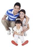 家族の肖像 — ストック写真