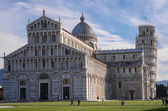 Piazza dei Miracoli at Pisa — Stock Photo