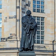 Martin luther — Foto Stock