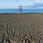 Lifeguard tower — Stock Photo