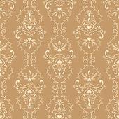 Seamless vintage pattern — Stock vektor
