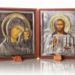 Stock Photo: Icon of Mother Mary